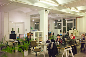 Betahaus Coworking Space