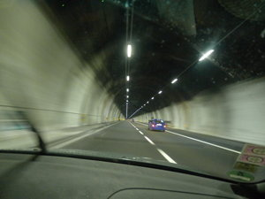 Tunnel, Turino